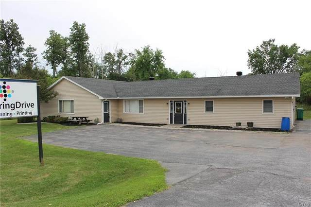 32377 Nys Route 12, Clayton, NY 13624 (MLS #S1281363) :: Robert PiazzaPalotto Sold Team