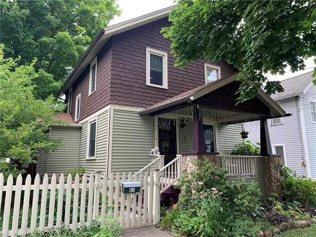 63 Hamlin Street, Cortland, NY 13045 (MLS #S1281372) :: 716 Realty Group