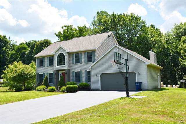 317 Hourglass Lane, Lysander, NY 13027 (MLS #S1281382) :: 716 Realty Group