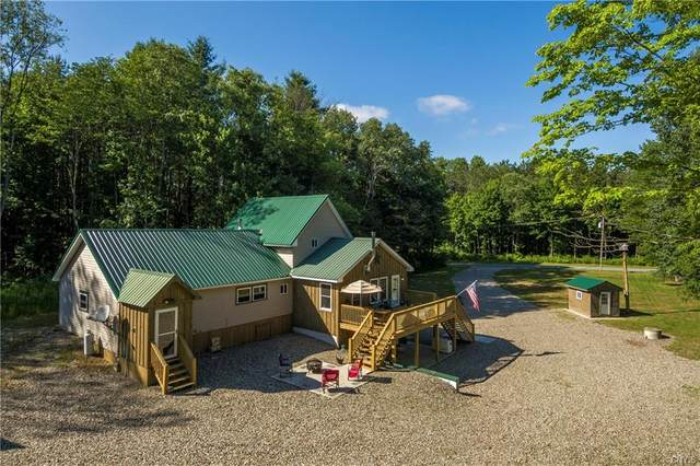 933 Swancott Mill Road, Lewis, NY 13471 (MLS #S1281515) :: Lore Real Estate Services