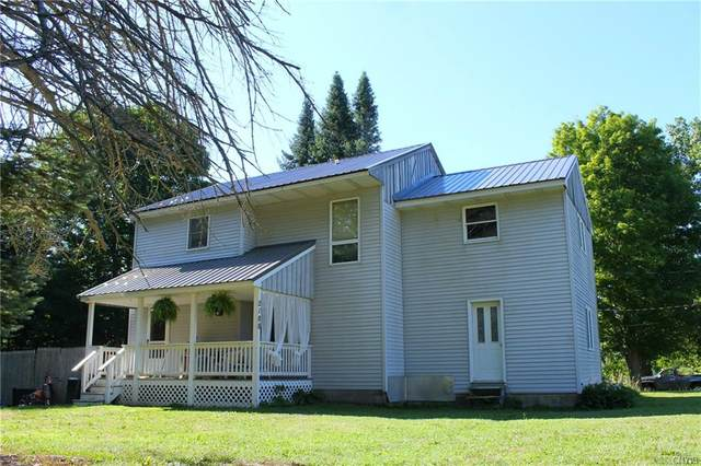 2188 County Route 8, Minetto, NY 13126 (MLS #S1281712) :: Lore Real Estate Services