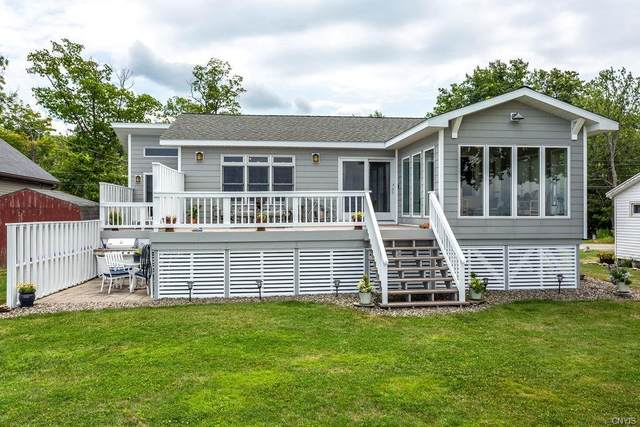 160 Rikers Beach Road, Scriba, NY 13126 (MLS #S1282024) :: Lore Real Estate Services