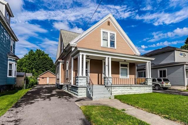 411 Wadsworth Street, Syracuse, NY 13208 (MLS #S1282138) :: 716 Realty Group