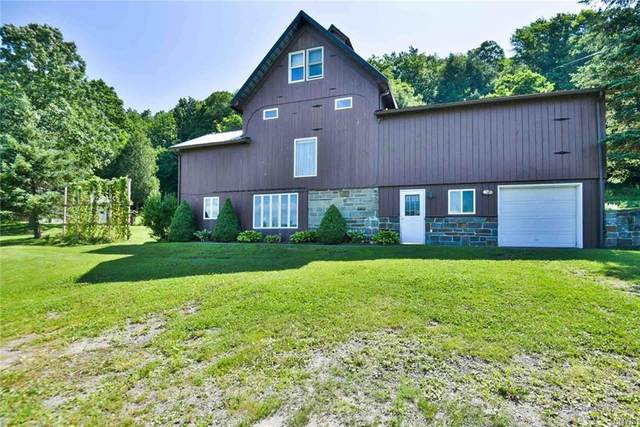 3488 State Route 12, Brookfield, NY 13480 (MLS #S1282159) :: Robert PiazzaPalotto Sold Team