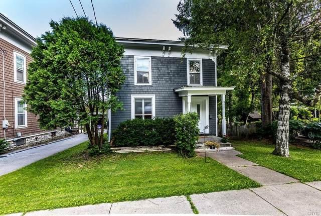 13 Fenner Street, Cazenovia, NY 13035 (MLS #S1282234) :: MyTown Realty