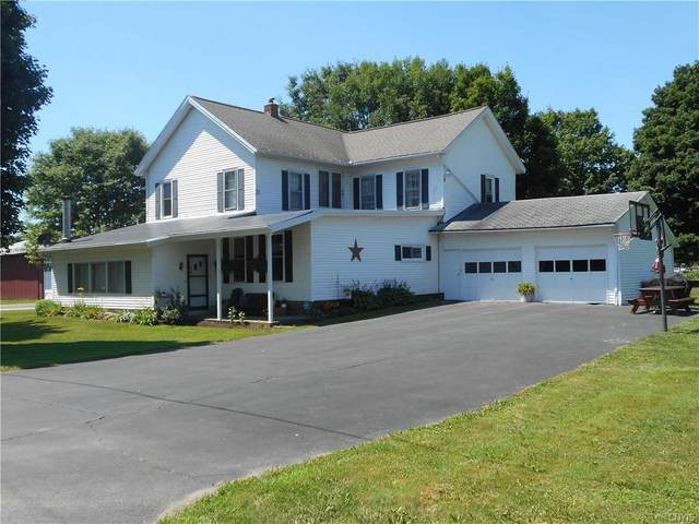 2487 State Route 221, Lapeer, NY 13803 (MLS #S1282641) :: Robert PiazzaPalotto Sold Team