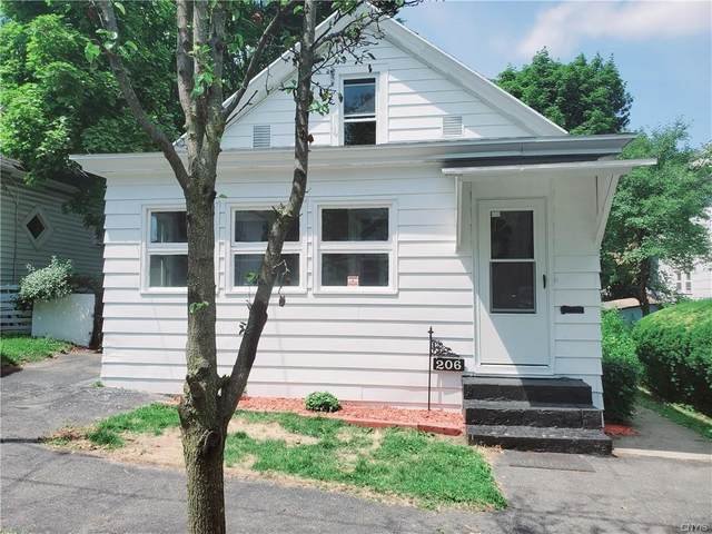 206 Morton Street, Syracuse, NY 13204 (MLS #S1282648) :: Lore Real Estate Services