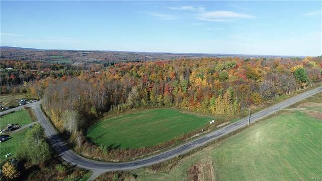 0 Howland Hill Road, Richford, NY 13835 (MLS #S1282728) :: BridgeView Real Estate Services