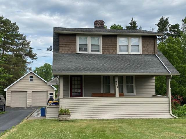 5135 State Route 5, Vernon, NY 13476 (MLS #S1282779) :: MyTown Realty