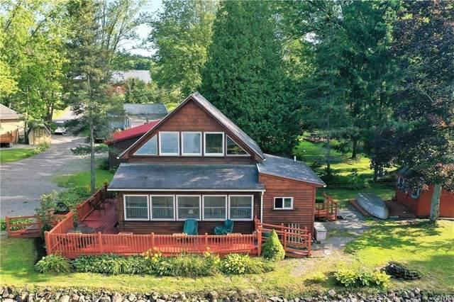 27 S Lake Road, De Ruyter, NY 13052 (MLS #S1282943) :: TLC Real Estate LLC