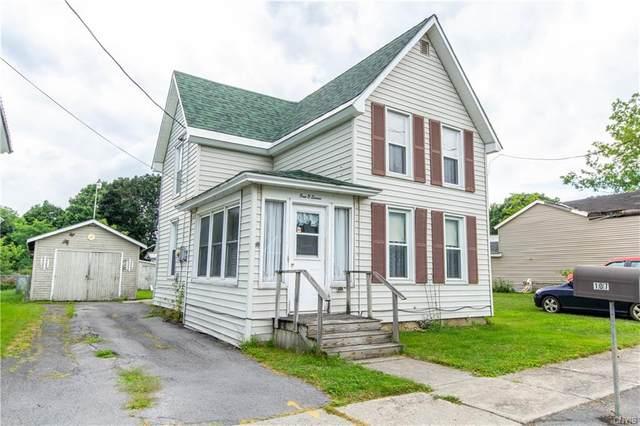 107 Glen Street, Brownville, NY 13601 (MLS #S1282949) :: MyTown Realty