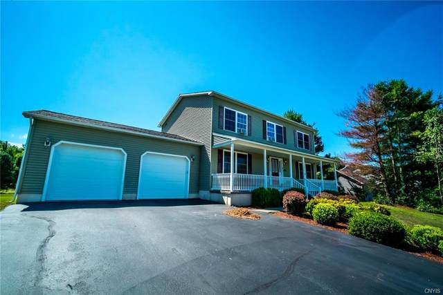 25400 Stewart Drive, Champion, NY 13619 (MLS #S1282963) :: BridgeView Real Estate Services