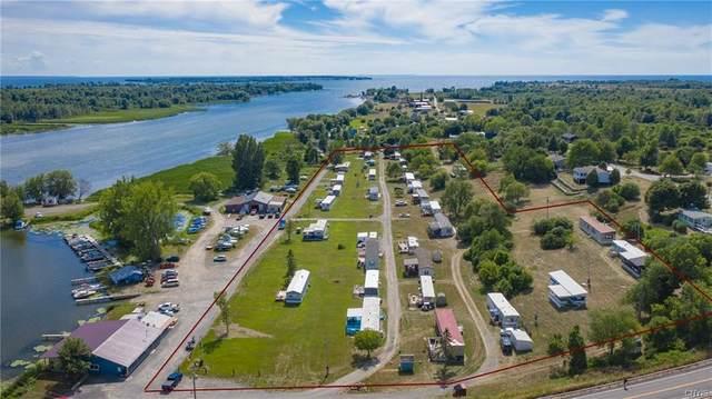 28616 Snug Harbor Drive, Cape Vincent, NY 13618 (MLS #S1283277) :: TLC Real Estate LLC