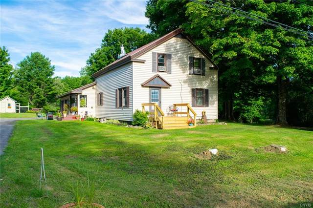 9772 Beartown Road N Es, Western, NY 13303 (MLS #S1283298) :: Lore Real Estate Services