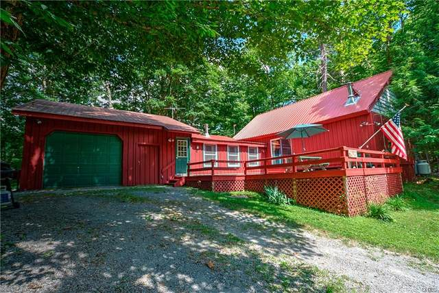 7 Cliff House Rd, Inlet, NY 13660 (MLS #S1283344) :: Robert PiazzaPalotto Sold Team