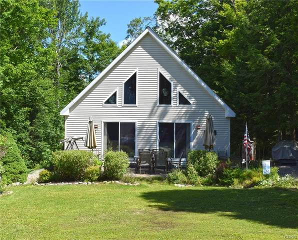 3 Cliff House Road, Inlet, NY 13360 (MLS #S1283500) :: Lore Real Estate Services
