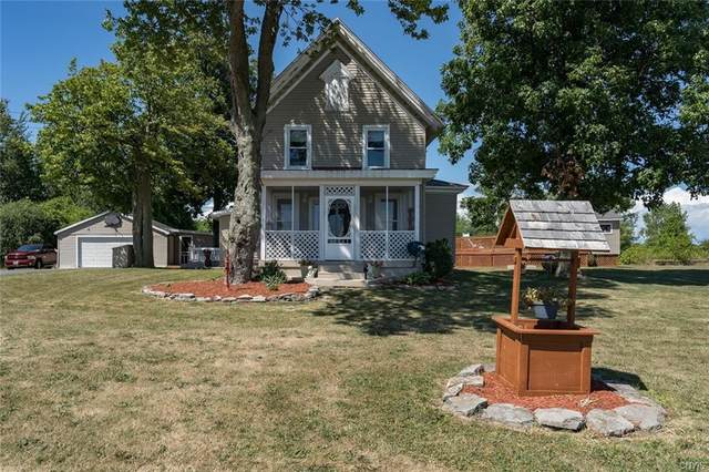 16449 Martin Road W, Hounsfield, NY 13601 (MLS #S1283519) :: TLC Real Estate LLC