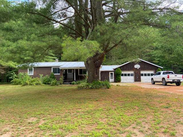 6887 Austin Road, Watson, NY 13343 (MLS #S1283529) :: Lore Real Estate Services