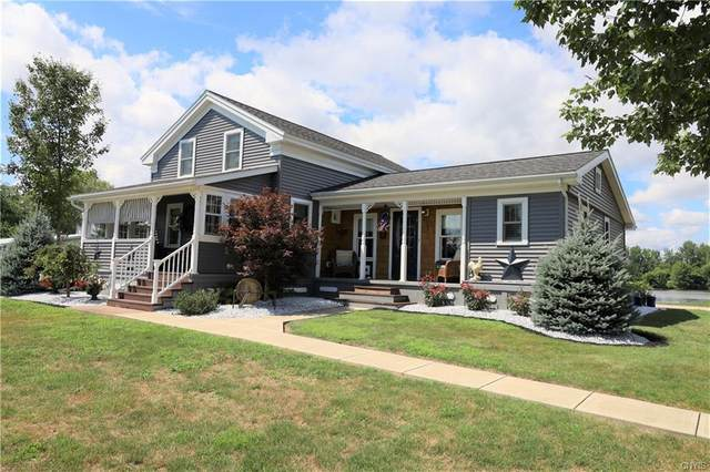 3197 Cook Road, Vienna, NY 13308 (MLS #S1283586) :: Lore Real Estate Services