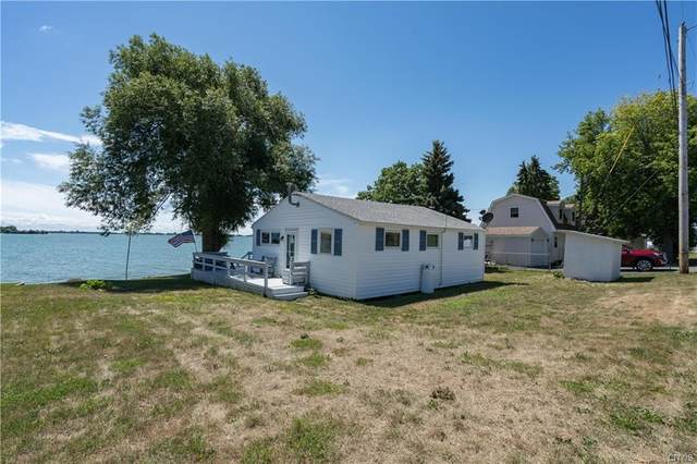 28086 Stony Point Road, Cape Vincent, NY 13618 (MLS #S1283727) :: Thousand Islands Realty