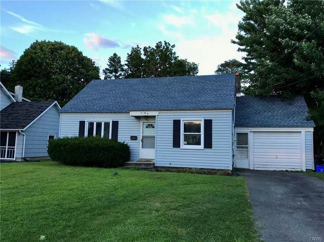 7184 Willow Road, Clay, NY 13212 (MLS #S1283747) :: TLC Real Estate LLC