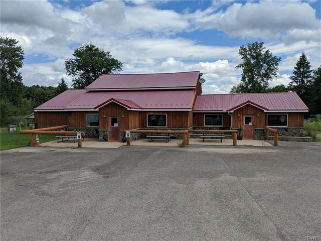 264 State Route 48, Granby, NY 13069 (MLS #S1283815) :: 716 Realty Group