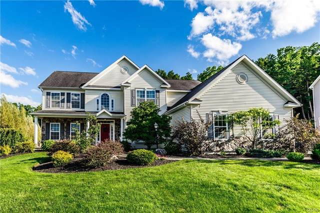 4417 Winding Creek Road, Pompey, NY 13104 (MLS #S1284027) :: Lore Real Estate Services