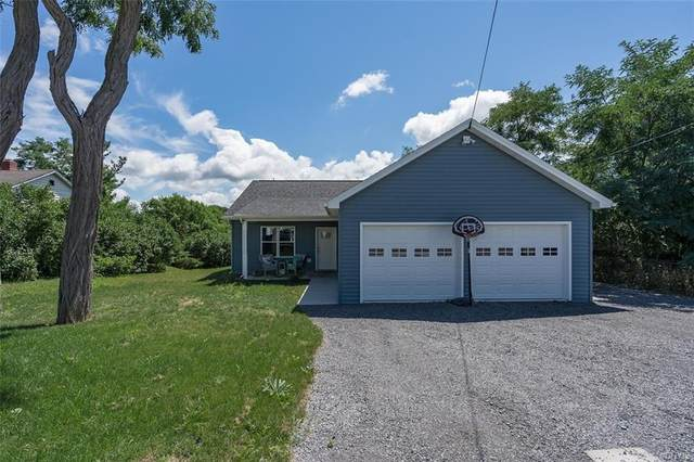 233 W Main Street, Brownville, NY 13615 (MLS #S1284047) :: Robert PiazzaPalotto Sold Team