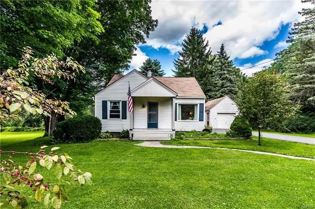 8435 E Seneca Turnpike, Manlius, NY 13104 (MLS #S1284057) :: Lore Real Estate Services