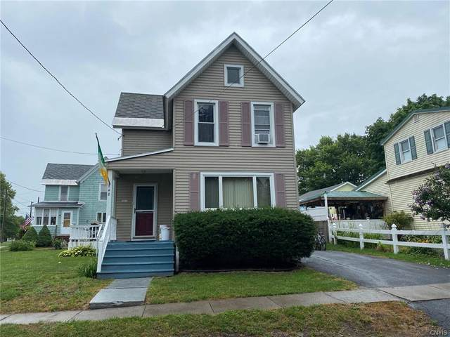 748 Griffin Street, Watertown-City, NY 13601 (MLS #S1284150) :: BridgeView Real Estate Services