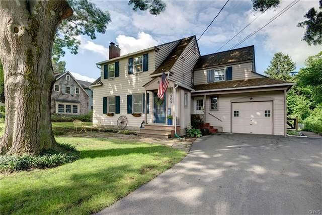 202 Huntleigh Avenue, Manlius, NY 13066 (MLS #S1284305) :: Lore Real Estate Services