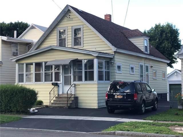 2320 Grant Boulevard, Syracuse, NY 13208 (MLS #S1284349) :: 716 Realty Group