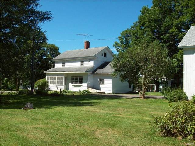 7091 East Main Street, Hamilton, NY 13332 (MLS #S1284534) :: Lore Real Estate Services