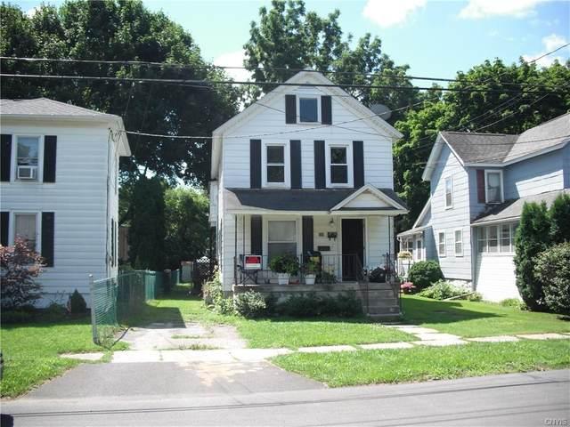 168 Cottage Street, Auburn, NY 13021 (MLS #S1284551) :: 716 Realty Group