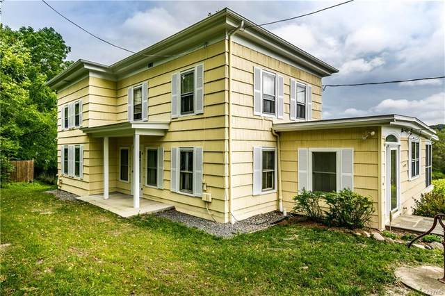3922 Oran Delphi Road, Pompey, NY 13104 (MLS #S1284670) :: Lore Real Estate Services