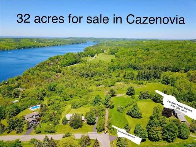 00 E Lake Road, Cazenovia, NY 13035 (MLS #S1284675) :: 716 Realty Group