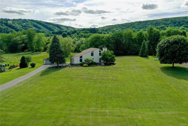 171 Crooked Lake Road, Tully, NY 13159 (MLS #S1284764) :: Thousand Islands Realty