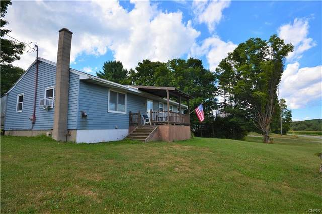 239 Salt Road, Summerhill, NY 13092 (MLS #S1284870) :: Thousand Islands Realty