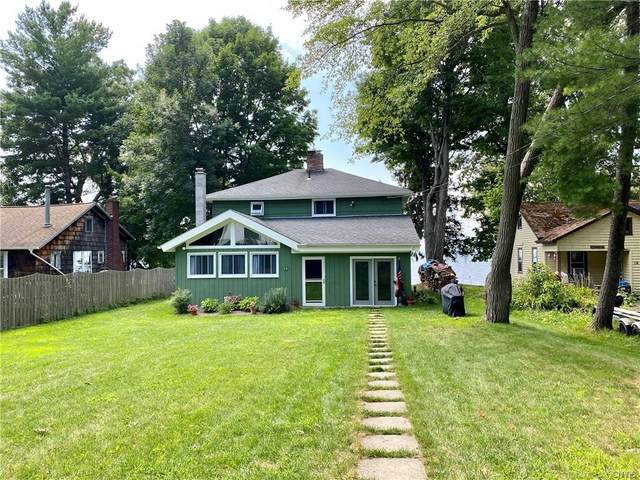 16 Ackerman Road, Constantia, NY 13028 (MLS #S1284911) :: BridgeView Real Estate Services