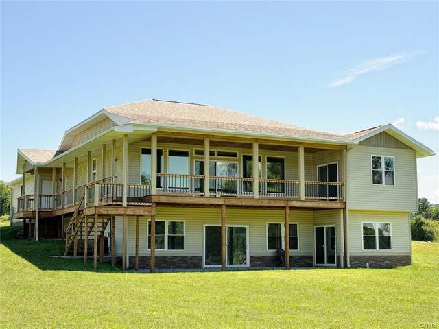 59 Sunset Cove, De Ruyter, NY 13052 (MLS #S1284989) :: Robert PiazzaPalotto Sold Team