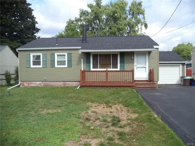 114 S Lincoln Avenue, Salina, NY 13088 (MLS #S1285222) :: Lore Real Estate Services