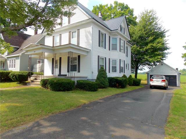 9709 State Route 812, New Bremen, NY 13327 (MLS #S1285550) :: BridgeView Real Estate Services