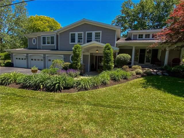 102 Brookhollow Drive, Owasco, NY 13021 (MLS #S1285750) :: Robert PiazzaPalotto Sold Team