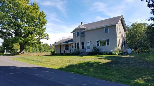 395 Furniss Station Road, Oswego-Town, NY 13126 (MLS #S1285803) :: Lore Real Estate Services