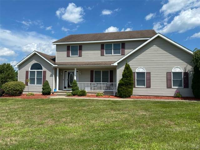 114 Garretts Grove, Whitestown, NY 13492 (MLS #S1285868) :: Thousand Islands Realty
