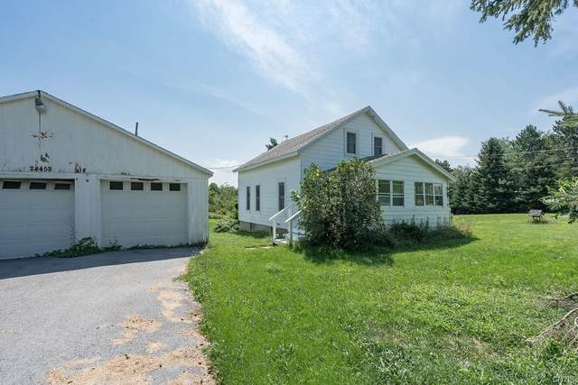 24458 County Route 53, Brownville, NY 13601 (MLS #S1286159) :: Thousand Islands Realty