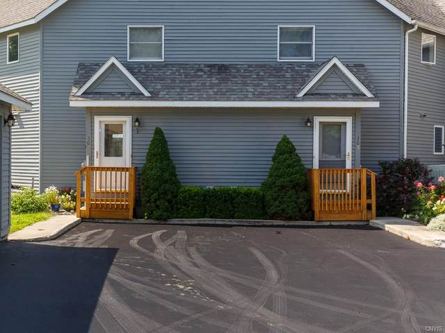 301 Club Street, Cape Vincent, NY 13618 (MLS #S1286197) :: Thousand Islands Realty