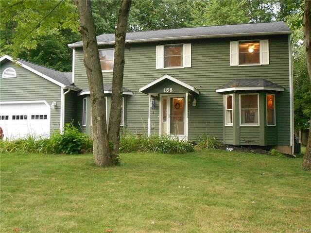 188 Northridge Drive, Hastings, NY 13036 (MLS #S1286370) :: Lore Real Estate Services