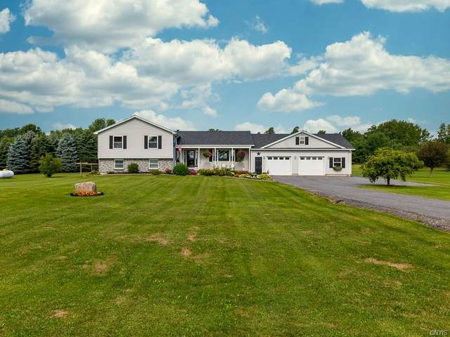 25029 Perch Lake Road, Brownville, NY 13601 (MLS #S1286381) :: Lore Real Estate Services