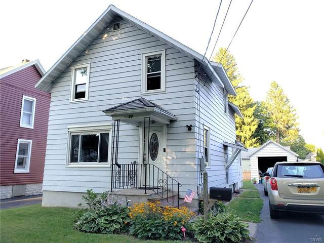 89 Greenbush Street, Cortland, NY 13045 (MLS #S1286435) :: Lore Real Estate Services